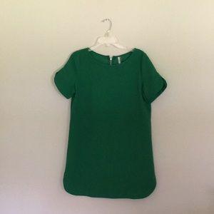 Green Mittoshop Dress